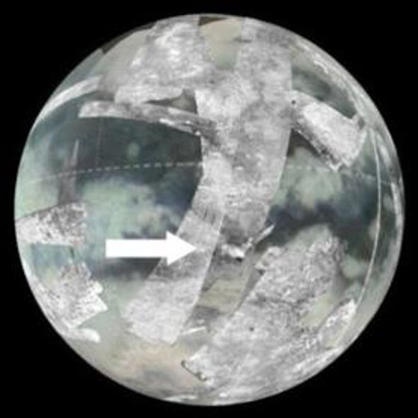Titan Spews: Discovery of Cold Volcanoes on Saturnian Moon May Solve Methane Mystery