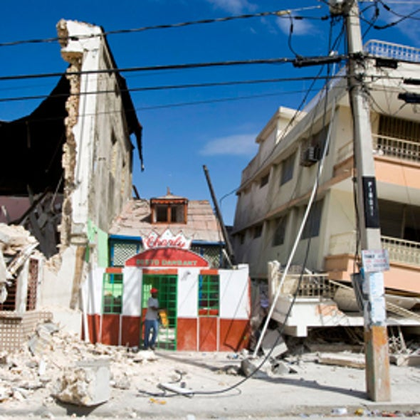 Could We Harness Energy from Earthquakes? Not Likely