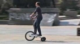 Halfbike: A Minimalist Approach to Maximum Workout
