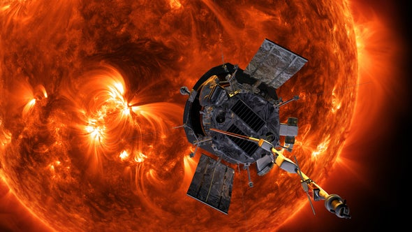 Mission to the Nearest Star: Fastest Spacecraft Ever Will Dare to Sample the Sun's Corona