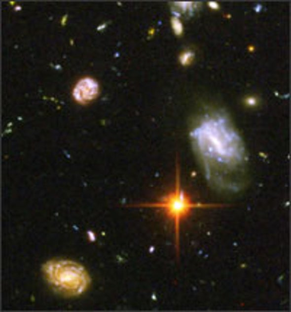 Hubble's Most Penetrating View Yet of the Early Universe