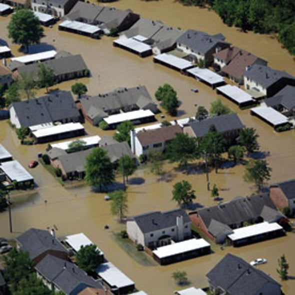 Climate Change Will Bring More Extreme Precipitation and Floods