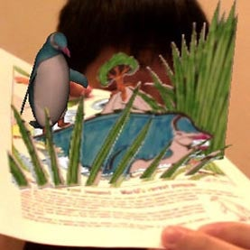 Coloring-Book Pages Transformed into 3-D Animations via New Software