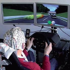 Fast Brake: Drivers' Brain Waves Show Intent to Stop Before the Act