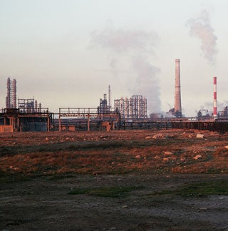 World's Top 10 Most Polluted Places