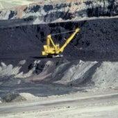 Surface coal mining in Wyoming