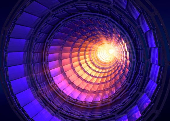 Rebuilding a Supercollider to Find Supersymmetry [Video]