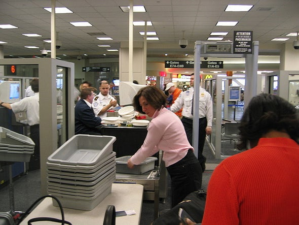 What's the Weirdest Thing You've Brought through Airport Security?