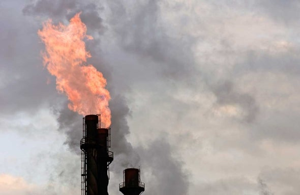 New Rules Cut Methane Vented from U.S. Lands