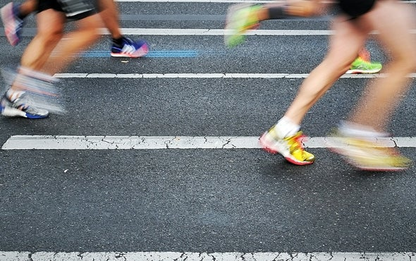 How Fast Can a Marathon Be Run?