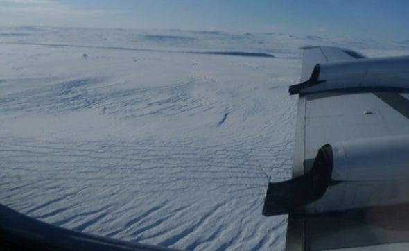 Weird Layer-Cake Warps Found in Greenland's Ice