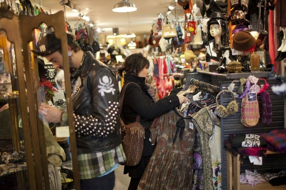 Can Secondhand Shopping Dent Fast Fashion's Environmental Damage?
