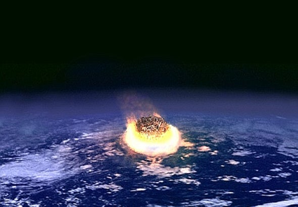 Impact Craters May Have Cradled Life on Earth