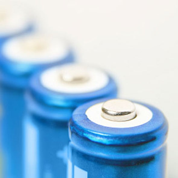 A Better Battery? The Lithium Ion Cell Gets Supercharged
