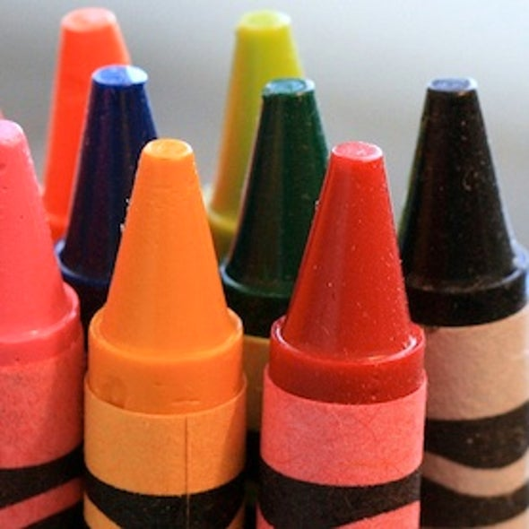 Hierarchy of Color Naming Matches the Limits of Our Vision System