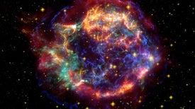 Bizarre Supernova Defies Understanding