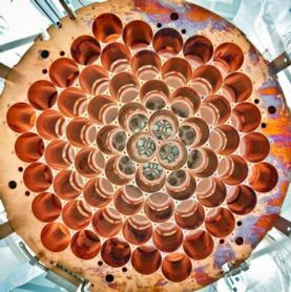 Dark Matter Still Hiding: Latest Experimental Sweep Comes Up Empty