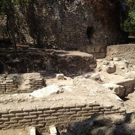 Ruins of Forgotten Byzantine Port Yield Some Answers, Yet Mysteries Remain [Slide Show]