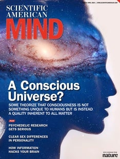 Scientific American Mind, Volume 31, Issue 2