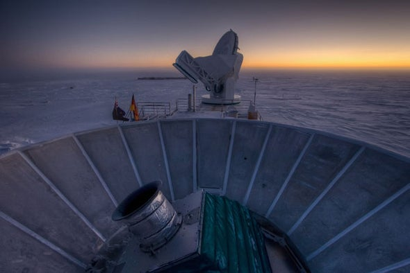 Backlash to Big Bang Discovery Gathers Steam