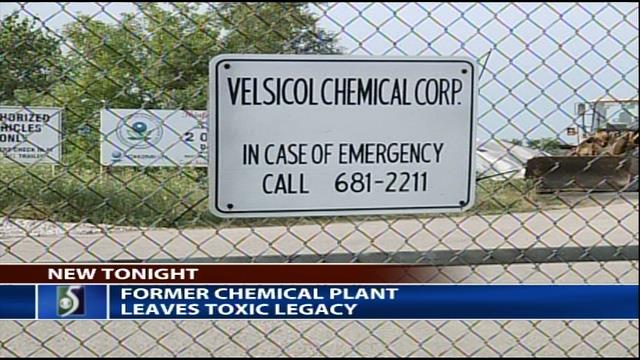 Government Officials May Have Mishandled DDT Superfund Site