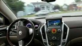 Driverless SUV Takes a Test Drive