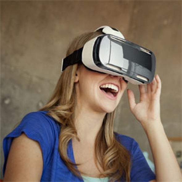 Virtual Reality Comes to the Web—Maybe for Real This Time