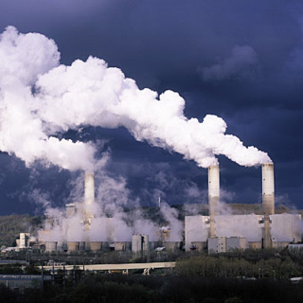U.S. Cancels Clean Coal Plant