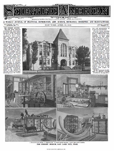 April 20, 1895