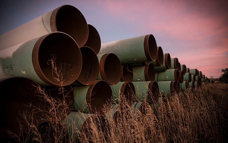Army Corps Approves Controversial Dakota Pipeline