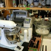 YOUR KITCHEN IS MY LAB