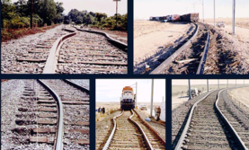 examples of rail buckling