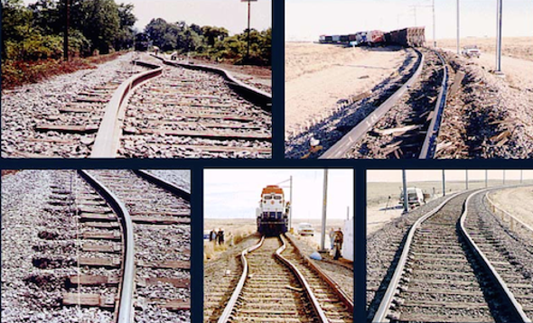 """""""Sun Kinks"""" in Railways Join the List of Climate Change's Toll"""