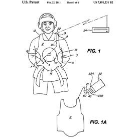Patent Watch: Registering Impacts in Sports