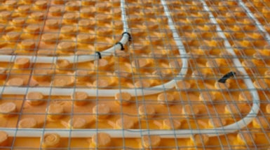 Is Under-Floor Radiant Heating More Efficient Than Conventional ...