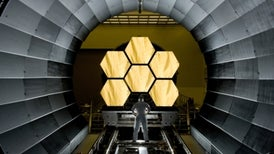 Wanted by NASA: Space Telescope Director with Spy Credentials