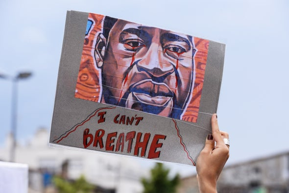 I Can't Breathe: Asthma, Black Men and the Police