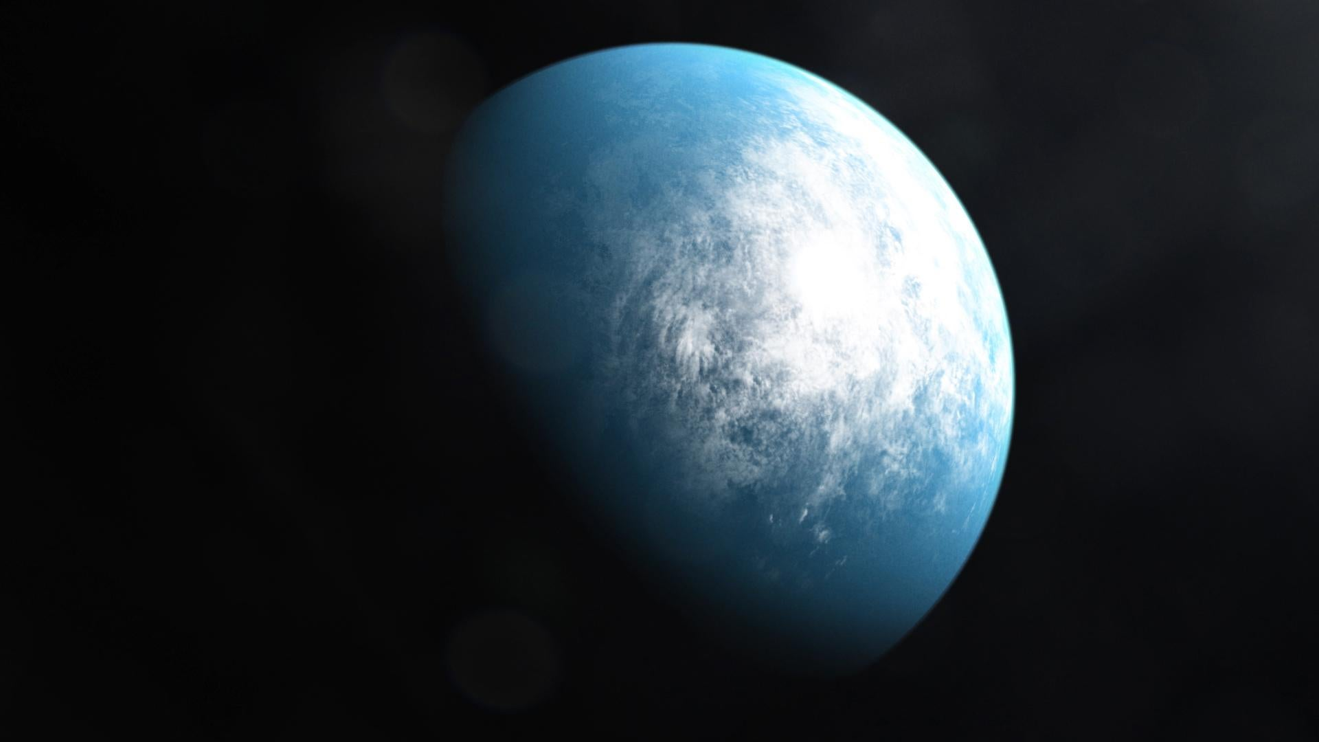 Astronomers Just Found Another Potentially Habitable Exoplanet