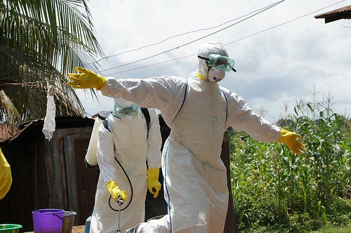 What Will It Take to Contain Ebola in West Africa?