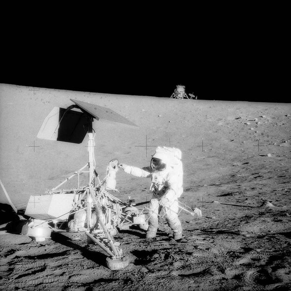 Space Archaeologist Probes History in Orbit