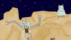 Puzzling Adventures: Versatility for Another Planet: Making a Better Mars Rover