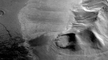 Red (Planet) Alert: Massive Subsurface Glaciers Discovered on Mars