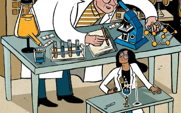 How to Fix the Many Hurdles That Stand in Female Scientists' Way