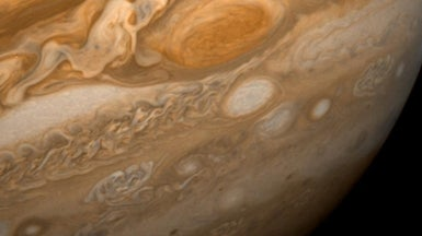 Amazing Jupiter Video Shows Slowing Shrinkage of the Great Red Spot