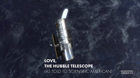 On its 30th Birthday, the Hubble Telescope has a simple wish for the world