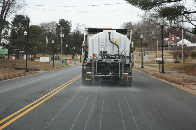 Road De-Icing Fluids May Contain Unhealthy Chemicals