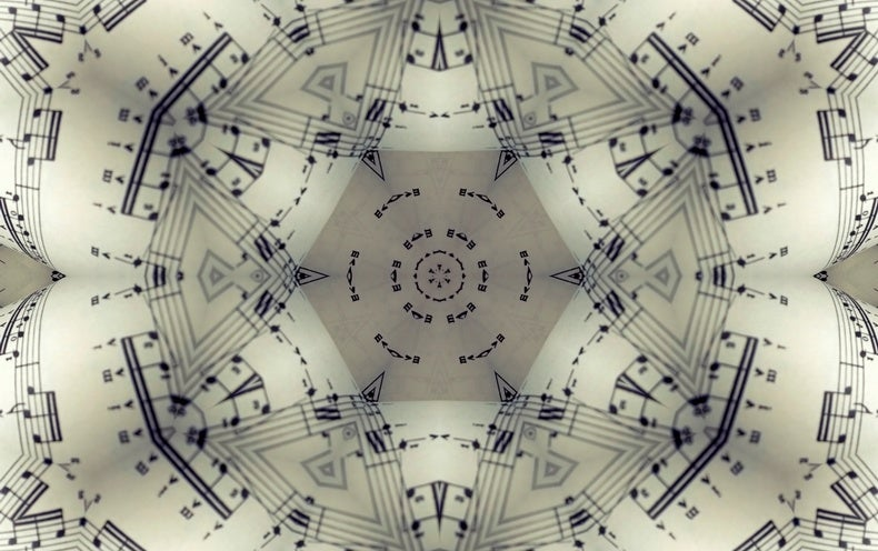 Time's Arrow Flies through 500 Years of Classical Music, Physicists Say