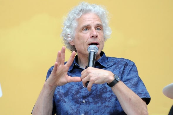 A Pep Talk from Steven Pinker