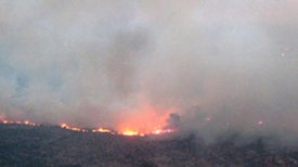 Fires Scorch More Than 1 Million Acres across Texas