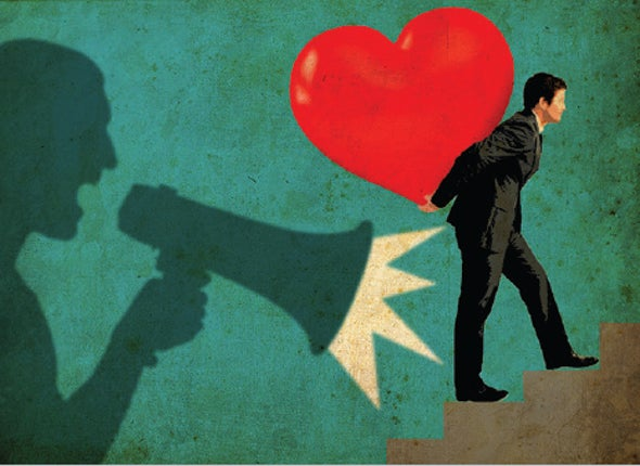Too Much Emotional Intelligence Is a Bad Thing